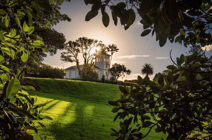Pah Homestead: photo by Ian Rushton