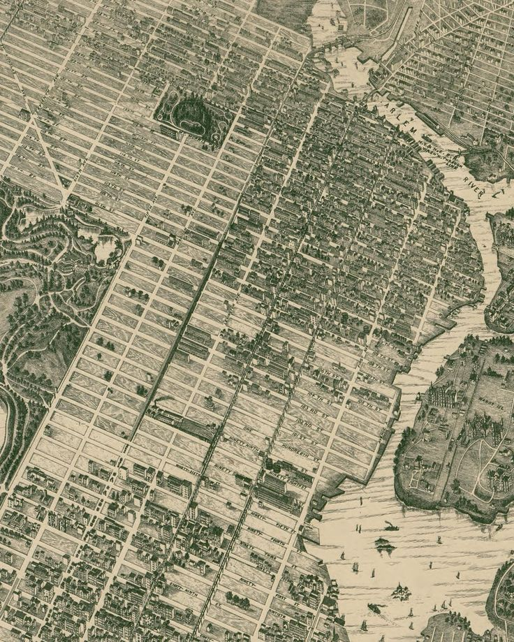 The 25 best Harlem map ideas on Pinterest
