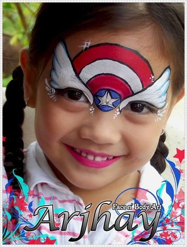 The 25+ best Easy face painting ideas on Pinterest | Easy ...