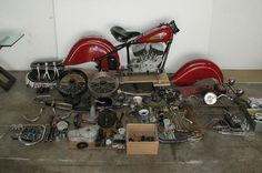 Vintage Indian Motorcycles for Sale | Indian Chief Motorcycle For Sale - Project Indian Chief Motorycles For ...