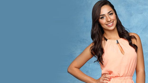 The Bachelor: Juan Pablo's Ladies // Victoria – 24, Porto Alegre, Brazil