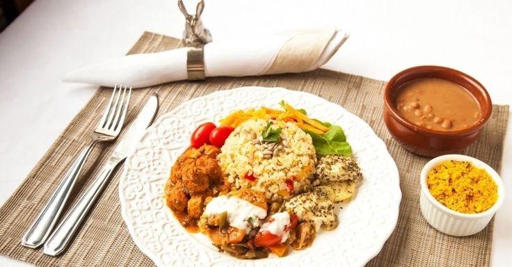 Veja os pratos de rede de restaurantes veganos de SP - Fotos - UOL Economia