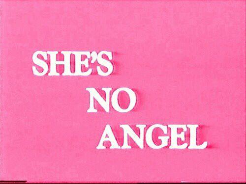 Seems me, Angel and devil lesbian