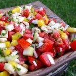Turkish Tomato Salad