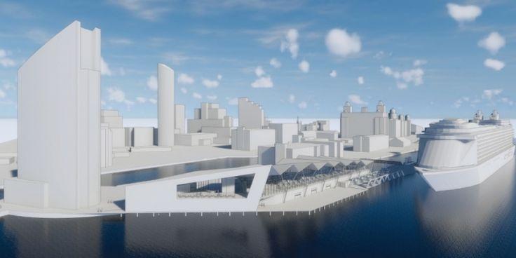 Nuovo Terminal Crociere Liverpool