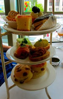 Lola and Riley's Culinary Quest: High Tea at the Chateau Laurier (Review)
