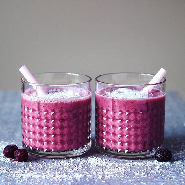 blueberry zucchini smoothie