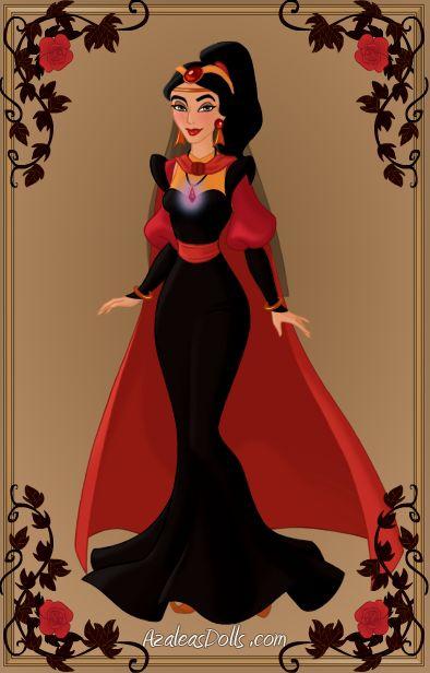 Gender Bender: Jafar by ~kawaiibrit on deviantART