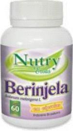 Berinjela, 60 Cáp. 300 mg, Nutryervas