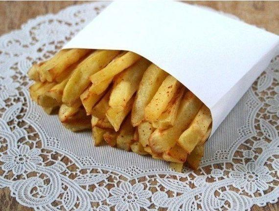 Хрустящий картофель фри без капли жира! Очень быстро)) кулинария, рецепт, длиннопост