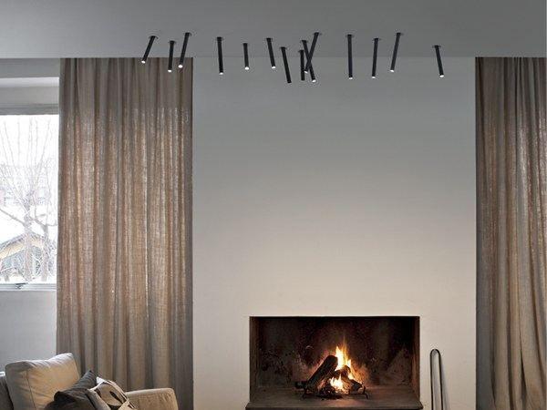 Lampada da incasso / lampada da soffitto JUNCOS Collezione 3D by FLOS