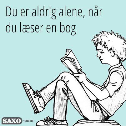 Du fortryllende forhold mellem læser og bog :-)