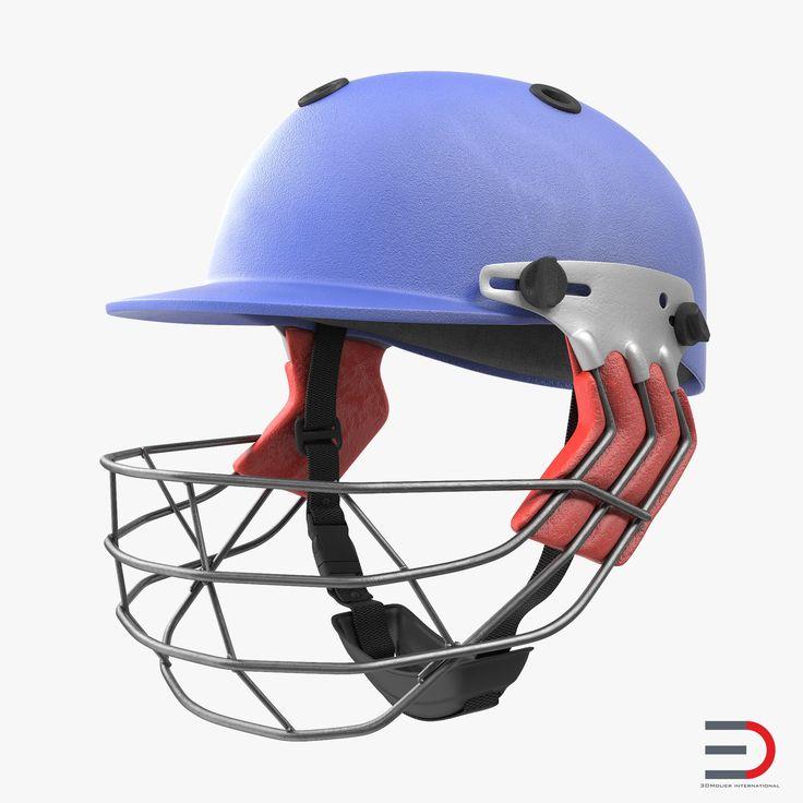 Cricket Helmet Generic model