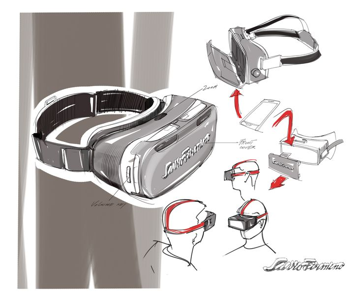 A functional kit composed of a viewer and a smartphone allows you to enter in the Virtual Reality Savio Firmino