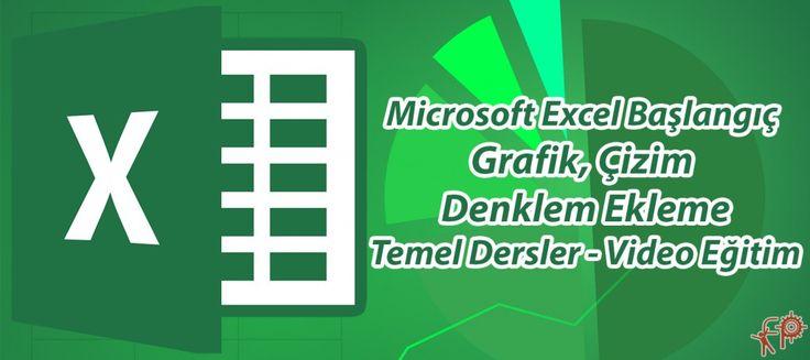 #Excel #Başlangıç – #Grafik, #Çizim #Ve #Denklem #Ekleme – #Video #Eğitim | #Fikir #Proje #Ajans http://www.fpajans.com