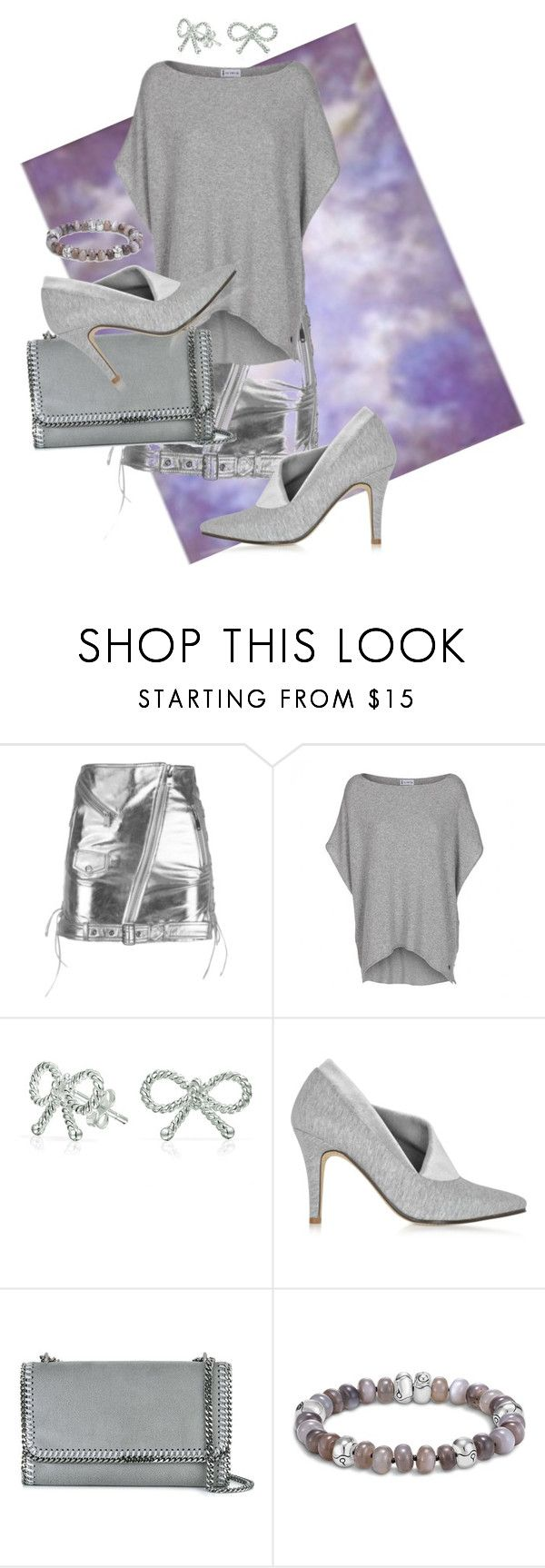 """Shiny Shiny"" by stormysmom on Polyvore featuring Manokhi, Bling Jewelry, Zoe Lee, STELLA McCARTNEY and John Hardy"