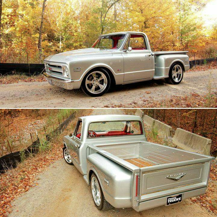 1000+ Images About Chevy Trucks I Like On Pinterest