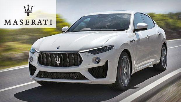 2019 Maserati Levante High Performance Midsize Suv With Twin Turbocharged V8 Engine Maserati Suv Best Midsize Suv Luxury Suv
