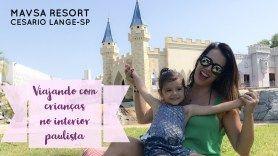 Tudo sobre viajar com crianças para um resort all inclusive maravilhoso no interior paulista, pertinho de Campinas, Piracicaba e da Capital Paulista: O MAVSA Resort.