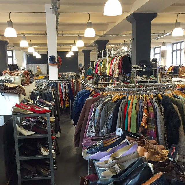 Second Hand Shopping in Berlin: Part 1
