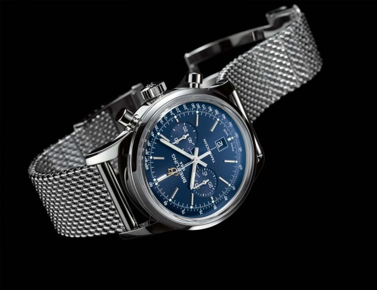Transocean Chronograph 38 - Breitling - Instruments for Professionals