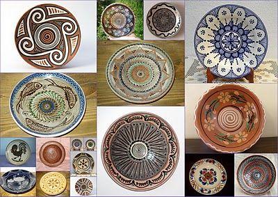 Romanian traditional ceramics