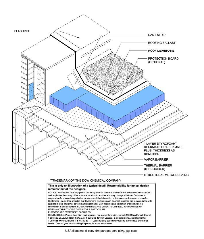 Commercial Building Parapet Details Google Search