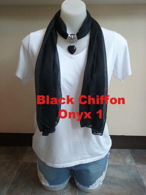 Chiffon - Onyx 1 Gem