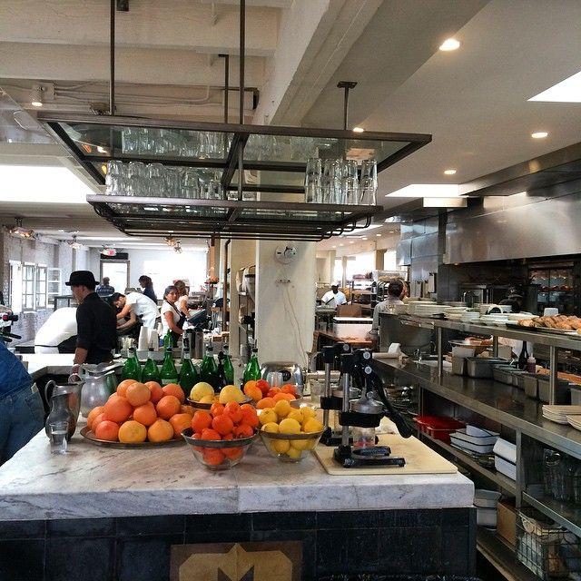 Gjusta Bakery in Venice, CA 320 Sunset Ave / via Martha Stewart