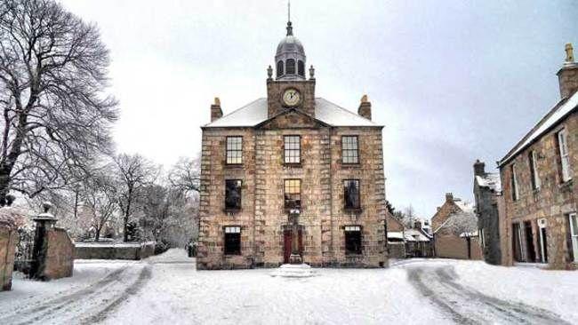 Aberdeen Town House St Nicholas Room
