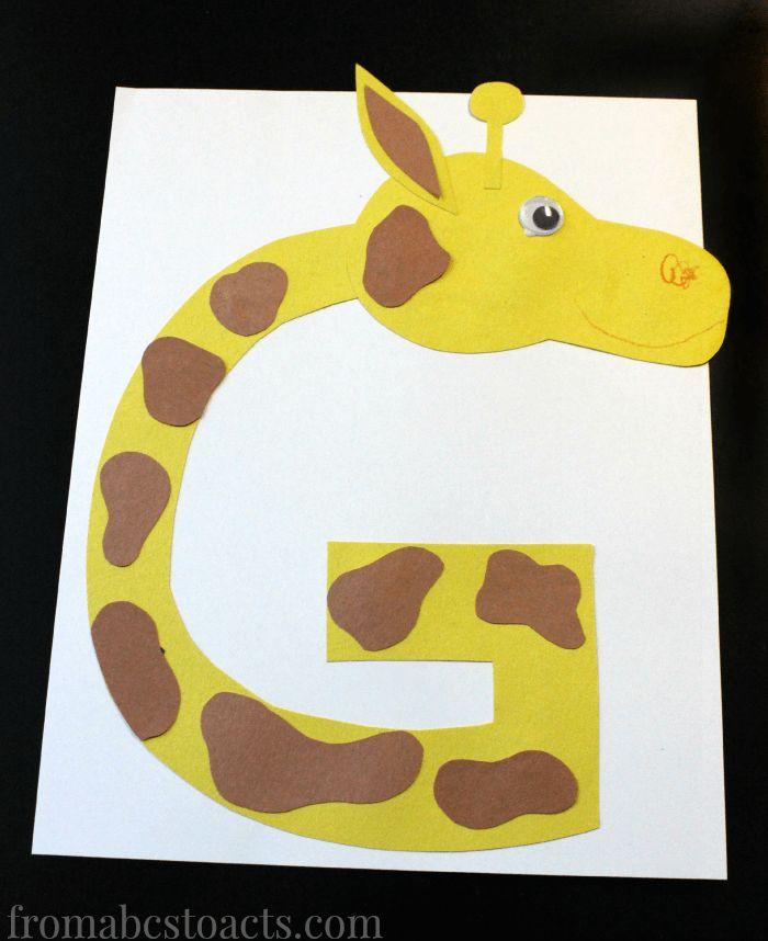 Letter-G-Giraffe-Uppercase-Alphabet-Letter-Crafts-for-Preschoolers.png (700×858)