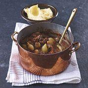 James Martin's beef bourguignon   Beef recipes
