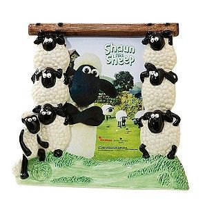Shaun the Sheep Photoframe LIMITED AVAILABILITY, BUY NOW TO AVOID  DISAPPOINTMENT A fun and colourful photo frame featuring the magical and  hilarious Shaun ...