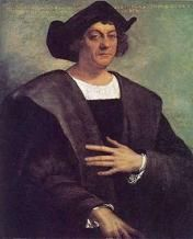 Christopher Columbus on 'Fakebook'!