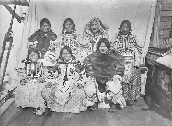 Inuit Women