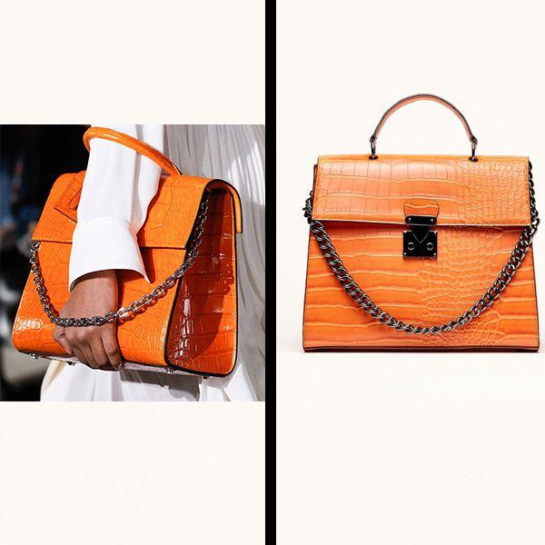 *COPY PASTE* Louis Vuitton bag (left http://es.louisvuitton.com/esp-es/productos/capucines-mm-crocodile-mat-007728?utm_content=buffere72a2&utm_medium=social&utm_source=pinterest.com&utm_campaign=buffer) VS Sfera bag (right https://www.sfera.com/es/bolsos/bolsos-grandes/?utm_content=buffer7c728&utm_medium=social&utm_source=pinterest.com&utm_campaign=buffer) Which one will you pick ? #teampotoroze