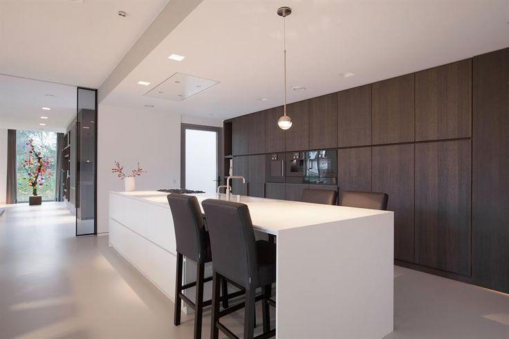 25 beste idee n over moderne huisdecoratie op pinterest moderne huizen ontwerpen moderne - Eigentijdse meubelen ...