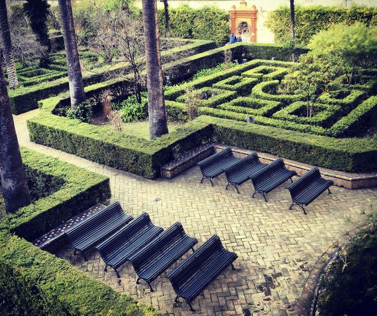 Jardines y laberintos vegetales como en los palacios for Jardin laberinto