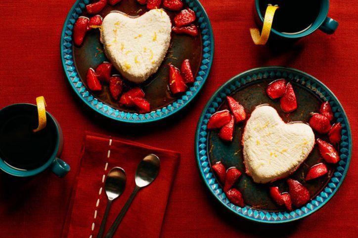 valentine day menu bedford