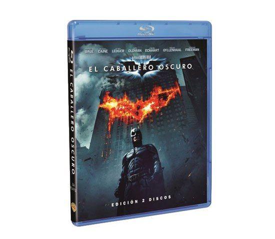 Batman El Caballero Oscuro en Bluray SÓLO 6,99€