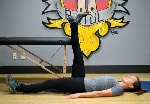 упражнения для развития гибкости: упражнение 4
