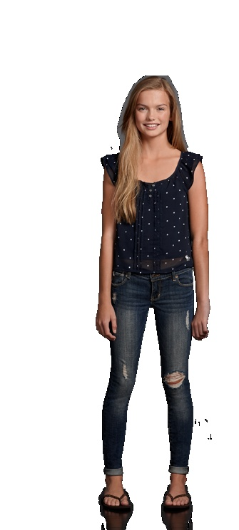 abercrombie kids - Shop Official Site - girls - A Looks - summer - profile pic