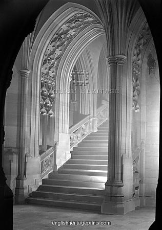 John Rylands Library, Manchester, UK, 1900 - Basil Champneys