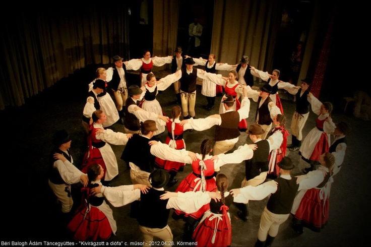 hungarian folk dance  csíki