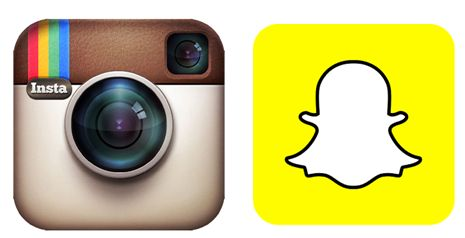 As semelhanças do #instagram e #snapchat vão além do compartilhamento de fotos. Saiba mais sobre como usar isso em favor da sua #marca: http://bit.ly/1Mh8lbN