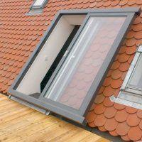 die besten 25 dachbalkon ideen auf pinterest dachfenster preise dachwohnungen. Black Bedroom Furniture Sets. Home Design Ideas