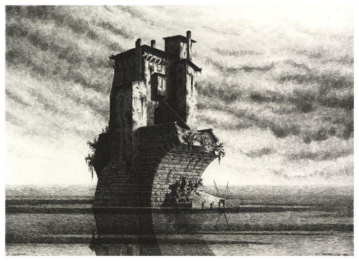 Gerard Trignac - La tour du pendu