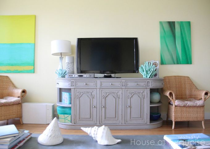 """House of Turquoise: """"A Sight to Sea"""" - Seaside, Florida"""