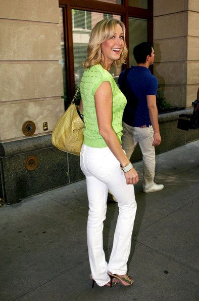 Lara Spencer Photos: Lara Spencer on the Upper West Side