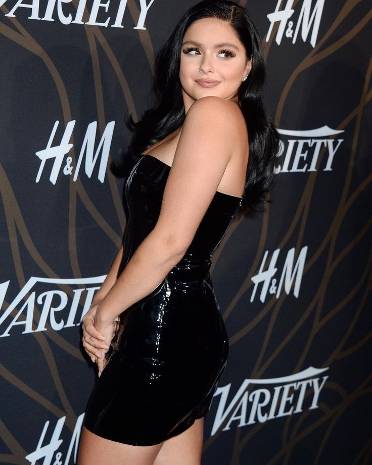 """Ariel Winter says paparazzi """"ruined"""" her first day of college"""